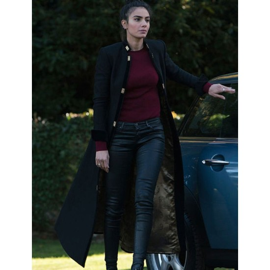 Aiysha Hart A Discovery of Witches Coat
