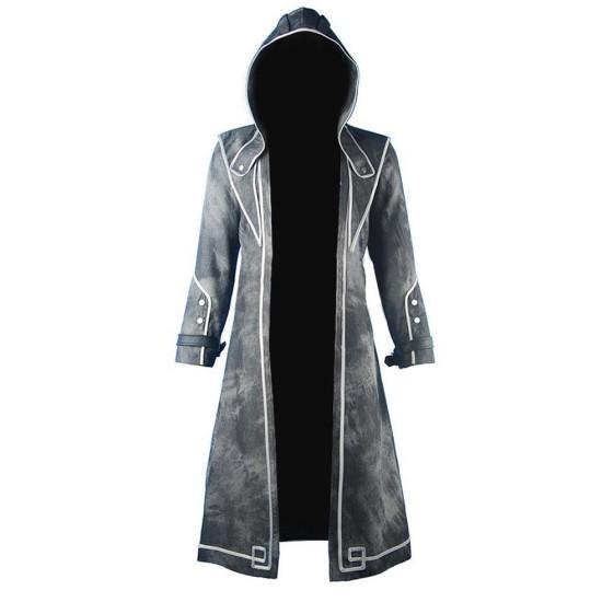 Dishonored Game Corvo Attano Leather Jacket