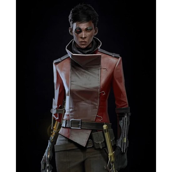 Dishonored Billie Lurk Leather Jacket