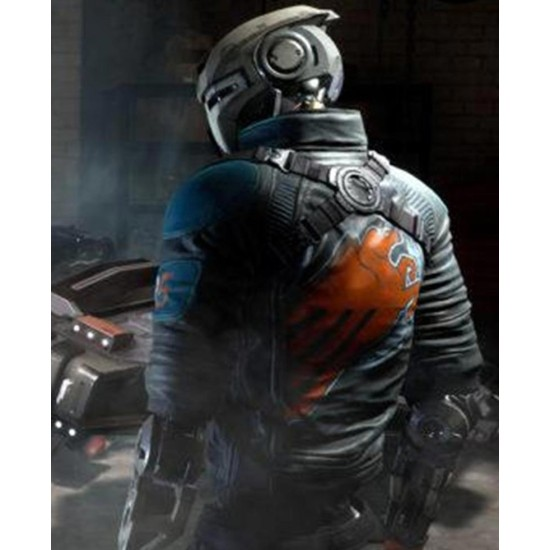 Disintegration R5 Leather Jacket
