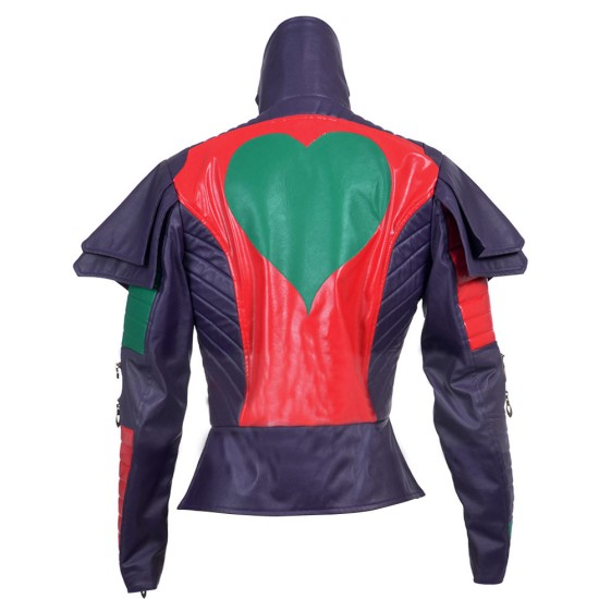 Mal Descendants Leather Jacket