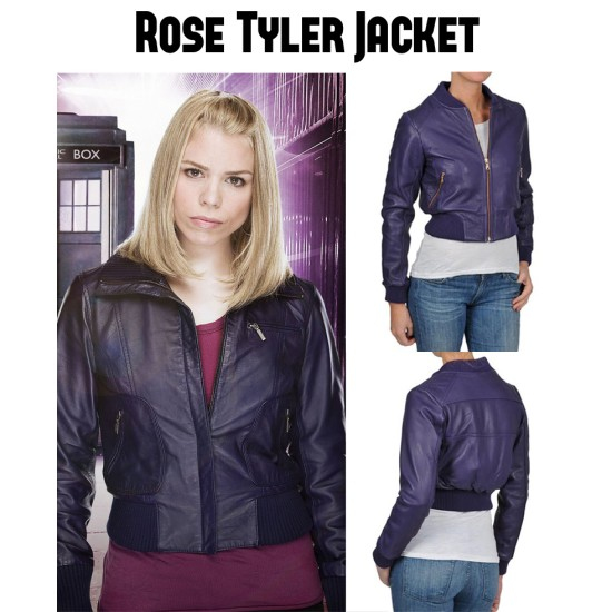 Doctor Who Rose Tyler Jacket