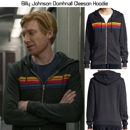 Domhnall Gleeson Run Hoodie