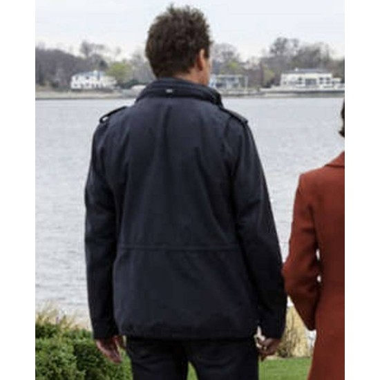 Dominic West The Affair Black Jacket
