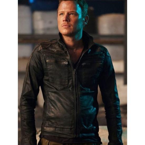 Alex Lannen Dominion Leather Jacket