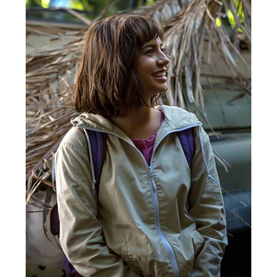 Dora and The Lost City of Gold Isabela Moner Cotton Jacket
