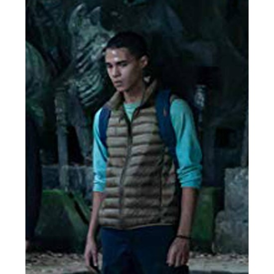 Dora and The Lost City of Gold Jeffrey Wahlberg Quilted Vest