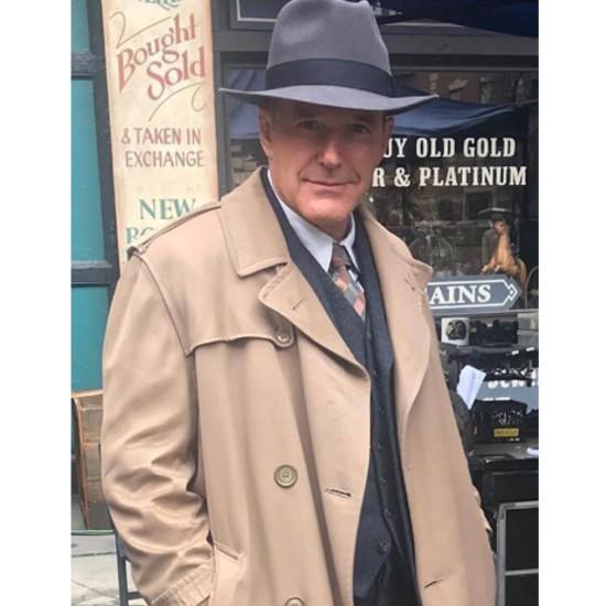 Agents of Shield S07 Clark Gregg Cotton Coat