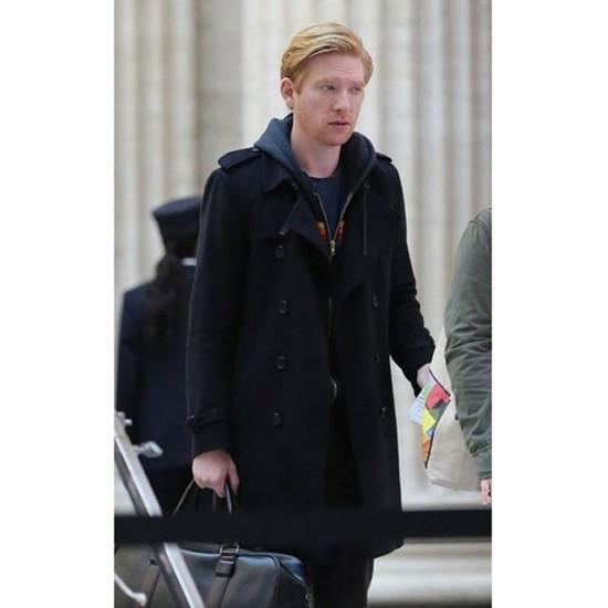 Domhnall Gleeson Run Coat
