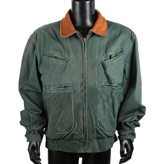 Arnold Schwarzenegger Total Recall Jacket