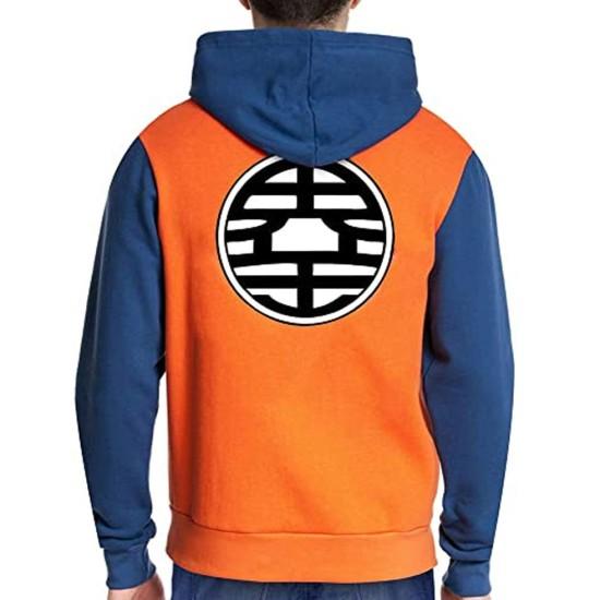 Goku Dragon Ball Fleece Hoodie