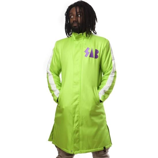Dragon Ball Super Green Coat