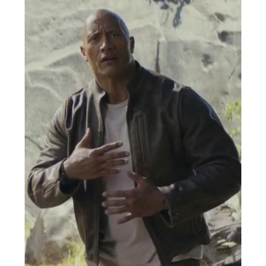 Rampage Davis Okoye Leather Jacket