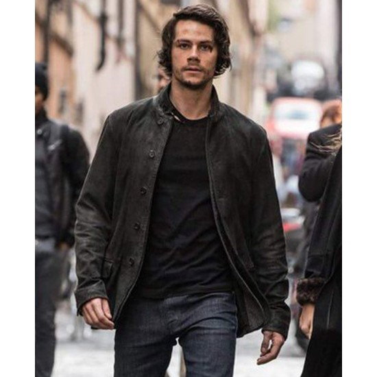American Assassin Mitch Rapp Leather Jacket