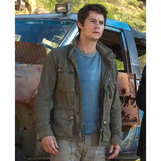 Maze Runner The Death Cure Thomas Jacket