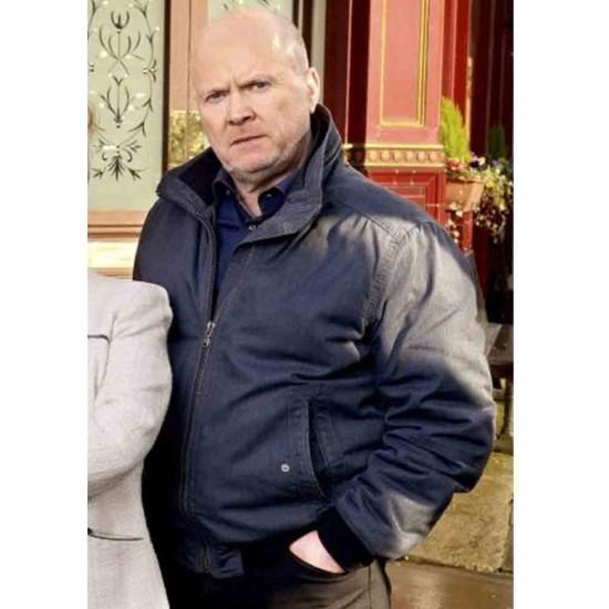 Eastenders Steve Mcfadden Bomber Jacket