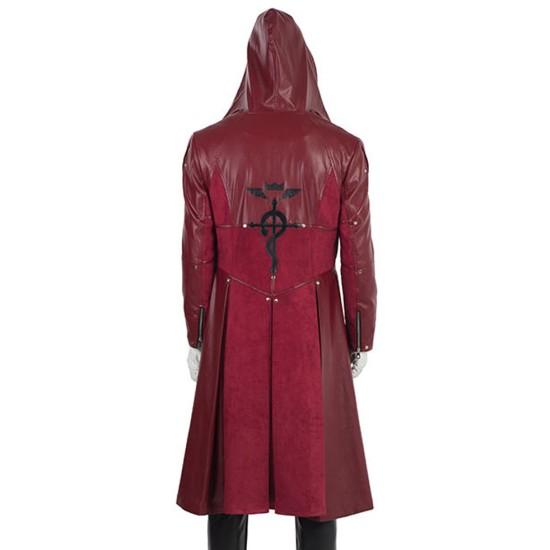 Edward Elric Fullmetal Alchemist Jacket with Hoodie