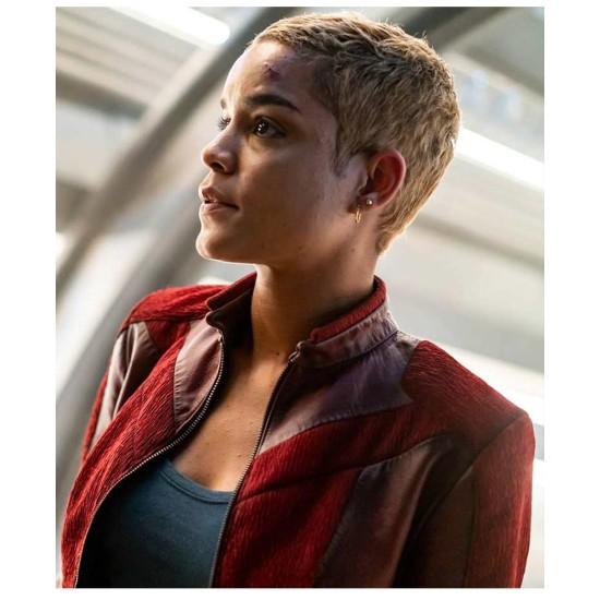Elizabeth Faith Ludlow Another Life Season 02 Jacket
