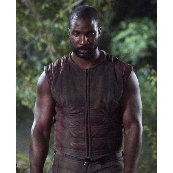 Inhumans Gorgon Leather Vest