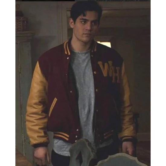 Emilio Garcia Sanchez The Society Bomber Jacket