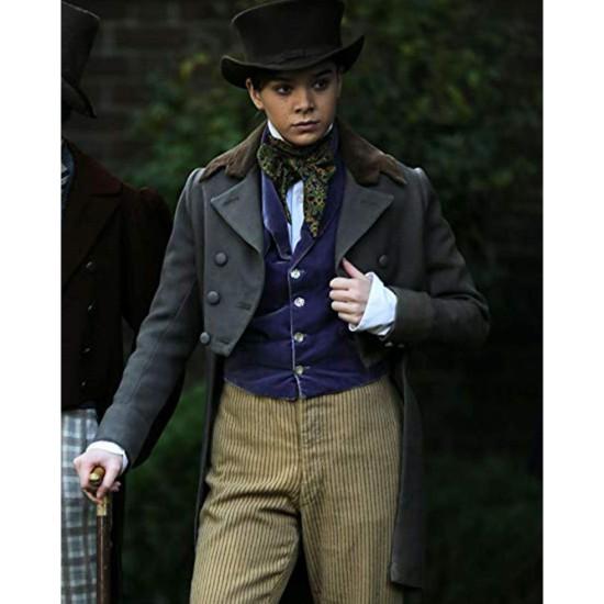 Emily Dickinson Coat