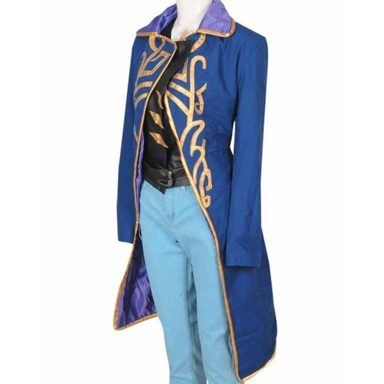 Dishonored 2 Emily Kaldwin Vest with Coat