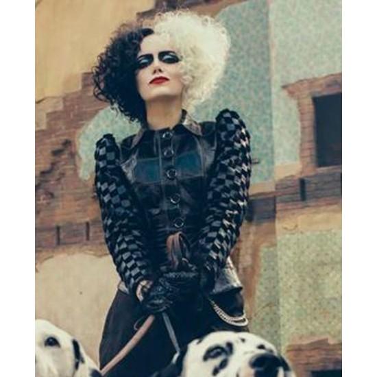 Estella Cruella Leather Jacket