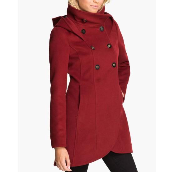 Once Upon a Time Jennifer Morrison Red Coat