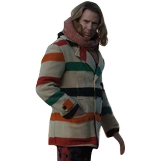 Eurovision Will Ferrell Coat