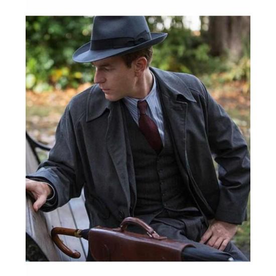 Christopher Robin Ewan Mcgregor Trench Coat