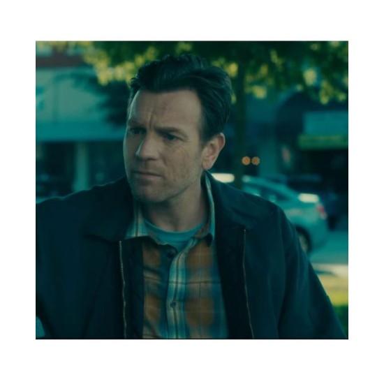 Ewan Mcgregor Doctor Sleep Blue Jacket