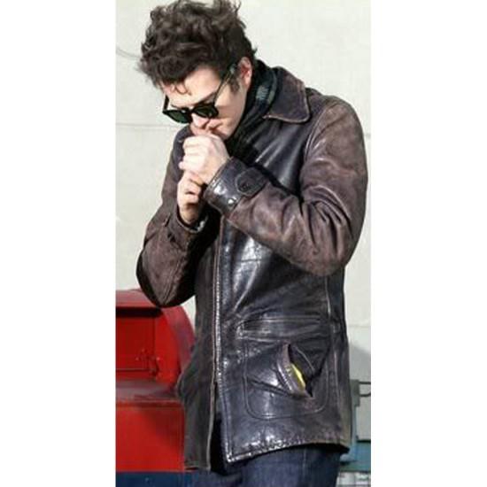 Billy Quinn Factory Girl Hayden Christensen Jacket