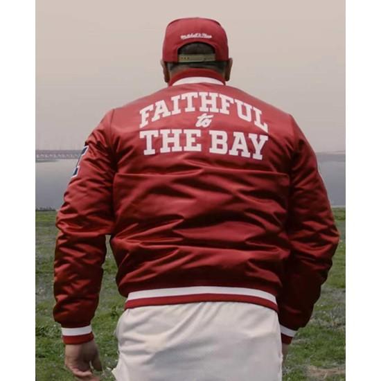 Faithful To The Bay Satin Jacket