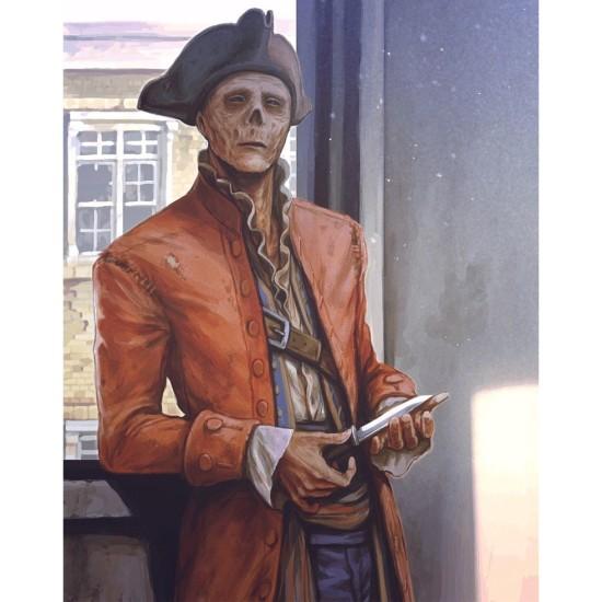 John Hancock Fallout 4 Red Coat