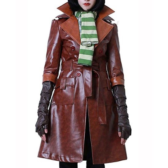 Fallout 4 Piper Coat