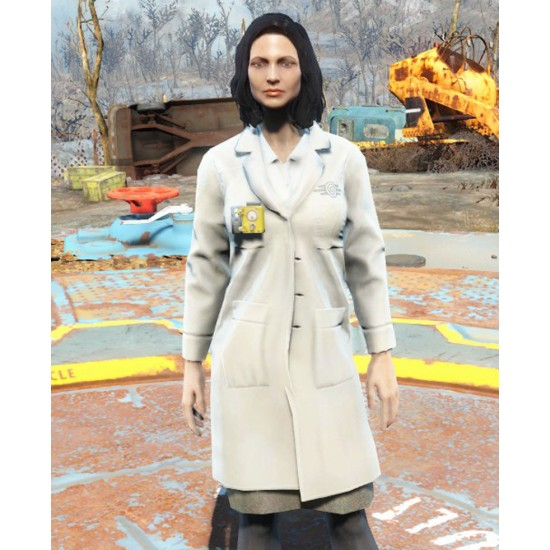 Fallout 4 Vault Tec Lab Coat
