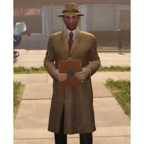 Vault Tec Rep Fallout 4 Coat