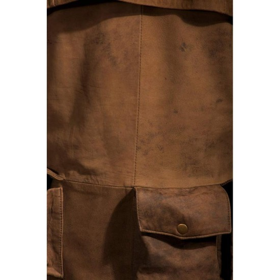 Fallout New Vegas NCR Veteran Ranger Duster Coat