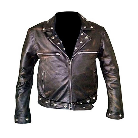 Fallout 3 Tunnel Snakes Leather Jacket