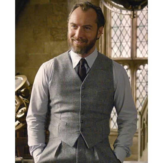 Jude Law Fantastic Beasts 2 Vest
