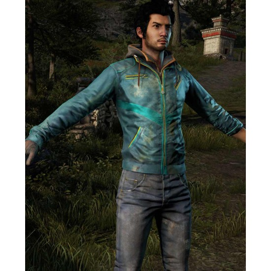 Far Cry 4 Ajay Ghale Jacket Films Jackets