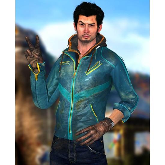 Ajay Ghale Far Cry 4 Leather Jacket