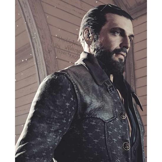 Far Cry 5 Video Game John Seed Coat