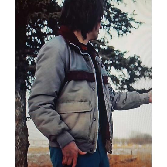 Fargo S04 Allan Dobrescu Grey Jacket