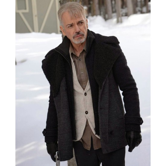 Fargo Billy Bob Thornton Wool Jacket