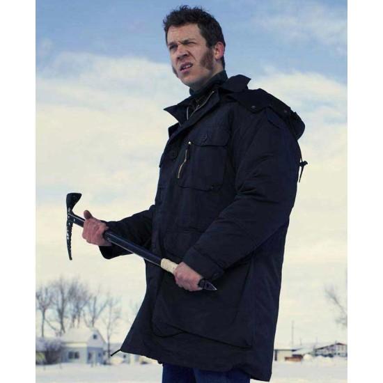 Fargo Russell Harvard Coat with Hood