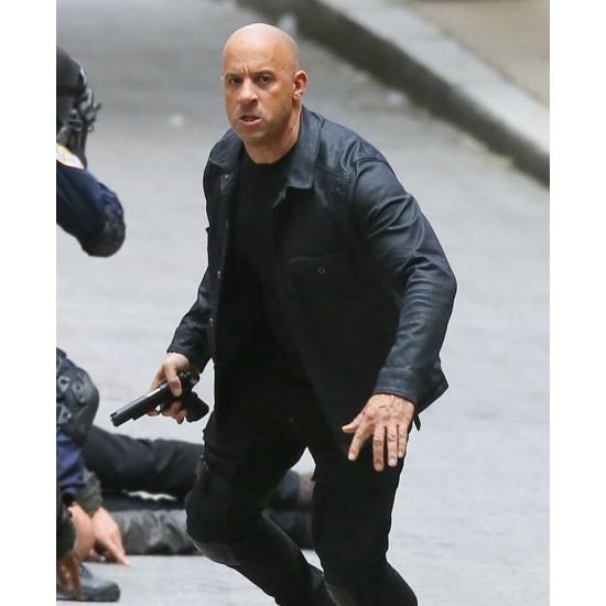 Fast 8 Vin Diesel Jacket