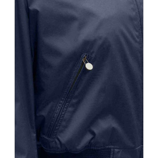 Fast and Furious 8 Bomber Blue Jacket