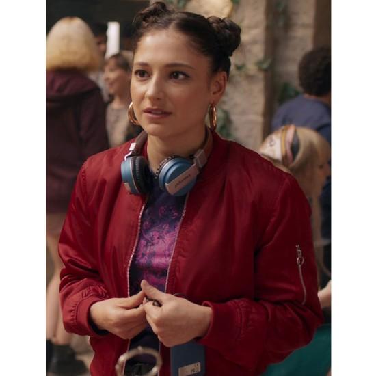 Fate Elisha Applebaum Bomber Jacket