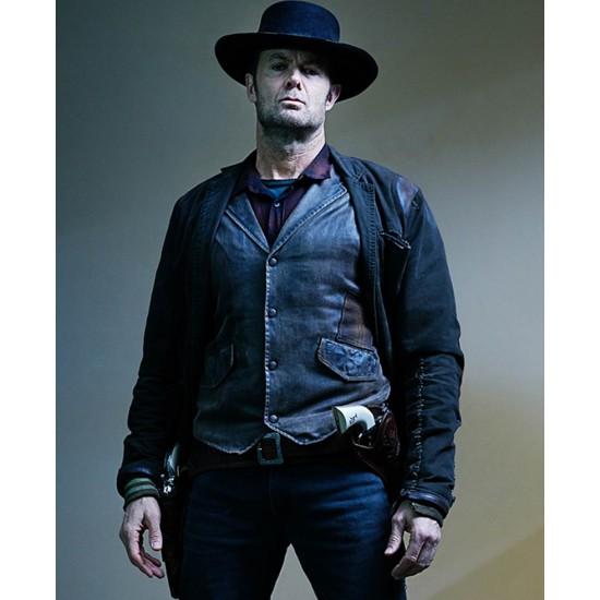 Garret Dillahunt Fear The Walking Dead Cotton Jacket